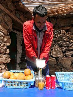 Z GÓRAMI W TLE: Imlil. Nie tylko Toubkal, czyli trekking w Atlasie Wysokim - część druga - przełęcz Tizi n'Mzik Atlas Mountains, Trekking, Morocco, Red Leather, Hiking