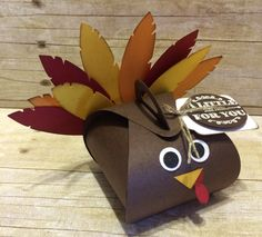 Thanksgiving Mailbox Gift for neighbors and friends