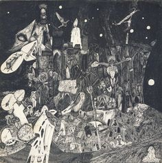 Rudimentary Peni - Death Church  LP 1983