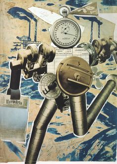 John Heartfield: Rationalization is on the March! - Photomontage for Der Knüppel, no. 2, February 1927