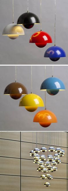 Modern Design : Search results for Panton Ant Chair, Inflatable Furniture, Sweet Home Design, Shell Lamp, Mid Century Lighting, Pendant Lamps, Vintage Lighting, Vintage Furniture, Pantone