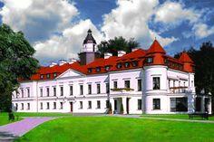 Groupon Travel - Pałac Blisko Puszczy