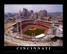 Great American Ball Park... Go Redlegs!