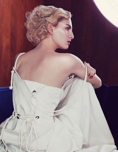 Thirties glamour and nautical nuances this summer. Styling by Damian Foxe. Photography by Andrew Yee.