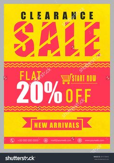 Find Clearance Sale Banner Sale Poster Sale stock images in HD and millions of other royalty-free stock photos, illustrations and vectors in the Shutterstock collection. Banner Design, Flyer Design, Party Banners, Web Banners, Sale Flyer, Sale Banner, Sale Poster, Clearance Sale, Flyer Template