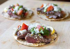 Food Truck Recipes: Korean Kalbi Beef Tacos with Cilantro Lime Salsa