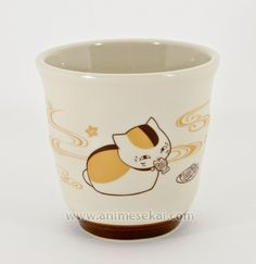 Natsume Yuujin-chou Nyanko Sensei Japanese Tea Cup