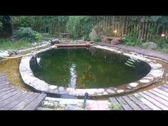 Сделать бассейн на даче своими руками - YouTube