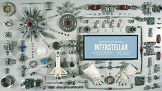 Super inspiring! #Oscars2015 Title Sequence Design - Interstellar