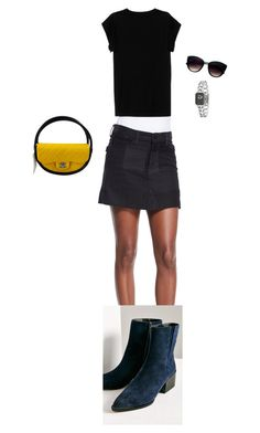 #66 by kinang on Polyvore featuring polyvore, fashion, style, Isabel Marant, Zadig & Voltaire, Circus By Sam Edelman, Chanel and Retrò