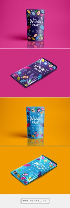 Wow raw chocolate by Vivien Morokhina. Pin curated by Wow raw chocolate by Vivien Morokhina. Pin curated by Organic Packaging, Cool Packaging, Food Packaging Design, Coffee Packaging, Packaging Design Inspiration, Brand Packaging, Bottle Packaging, Packaging Ideas, Game Design