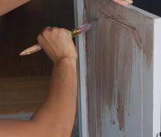 glazing furniture | A Small Snippet