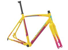 Specialized Crux frameset in Gloss Starburst Bicycle Components, Bike Frame, Bicycle Design, Color Schemes, Pure Products, Projects, Cycling, Cyclocross Bikes, Paint