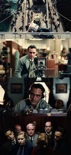 The Master, 2012 (dir. Paul Thomas Anderson)By...