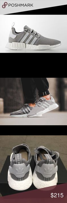 quality design 68142 f3ae5 New Deadstock Adidas NMD R1 Grey   Charcoal New Deadstock Adidas NMD R1  Gray   Charcoal