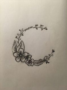 Back-Shoulder tattoo sketch