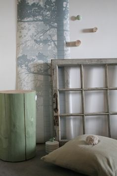 Møbler, stubber, stoler, småbord, stubbemøbler   Årringene blogg
