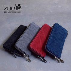 ZOO(ズー) mono7-16(モノ・マガジン情報号)掲載 Zip Around Wallet