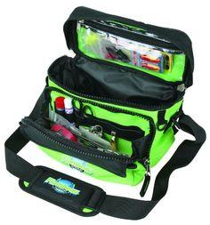 Flambeau Tackle Medium Ice Softside Tackle Box (Lime Green 10×4.75×5  sc 1 st  Pinterest & Plano Deep Dry Storage Box with Tray - http://bassfishingmaniacs ... Aboutintivar.Com