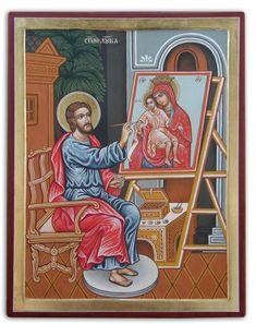 Byzantine Icons, Orthodox Christianity, Catholic Art, Orthodox Icons, Sacred Art, Worship, Saints, Hand Painted, Vintage Photography