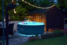 The Original Innovative Hot Tubs Hot Tub Gazebo, Hot Tub Deck, Hot Tub Backyard, Hot Tub Garden, Inflatable Hot Tub Reviews, Piscina Diy, Beach Hacks, Pergola, Jacuzzi Outdoor