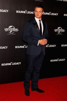 Jeremy Renner Shoes