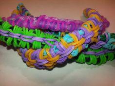 Mini Side Wrapped Around Bracelet Tutorial