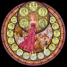 Cross Stitch Pattern for Giselle Kingdom by TheStitchingGirl, $5.00