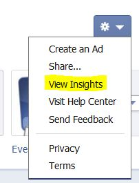 Two quick ways to find the list of fans who like your Facebook page. Tutorial at BloggingBistro.com