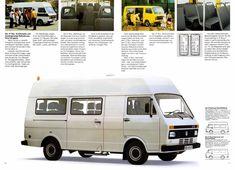 VW+LT+31+Bus+1989+:+1989+VW+LT+Bus+ +automotivado Vw Camper, Campers, Volkswagen, Vw Lt, Camper Van Conversion Diy, Best Web, Van Life, Cars And Motorcycles, Automobile