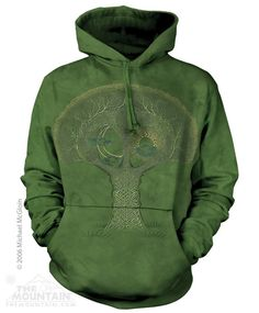 721485 Celtic Roots Hoodie - Clearance