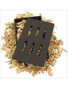 GrillPro Grill Pro Cast Iron smoker box