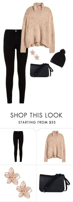 """cozy sormani"" by vicky-chile on Polyvore featuring moda, 7 For All Mankind, H&M, NAKAMOL, Gianni Chiarini y UGG"