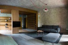 Stardust Architect, Apartment După Iniște, 2015