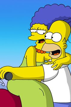 Die Simpsons, Simpsons Art, Aragorn Y Arwen, Homer And Marge, Simpsons Drawings, Simpson Wallpaper Iphone, Rick E, Geometric Symbols, Cartoon Clip