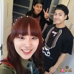 SBS Roommate | Youngji with Dong Wook and Jackson♥