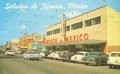 Saludos de Tijuana, Mexico
