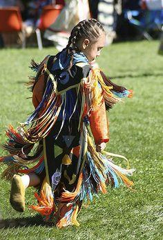 Native American dancing by wisr2, via Flickr