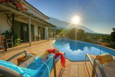 Villa in Kefalonia Luxury Holidays, Luxury Villa, Luxury Living, Greece, To Go, World, Places, Outdoor Decor, Home