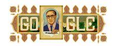 Google Doodles - 125e geboortedag van Mohammed Racim Copper Ornaments, Mughal Paintings, Google Doodles, African Countries, Museum Of Fine Arts, Painting Techniques, Art World, Sculptures, Happy Birthday
