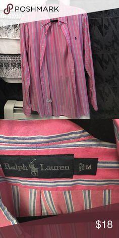 Polo Ralph Lauren button down Men's medium Polo by Ralph Lauren Shirts Casual Button Down Shirts