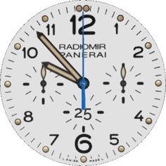 Sincero homenaje para uno de los relojes mas bonitos que he visto. Muestra la carga de batería del reloj y del teléfono.