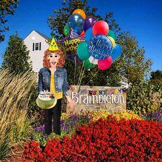 Happy 11th Birthday Brambleton!