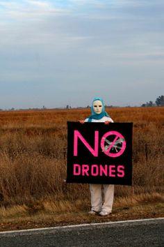 No Drones.
