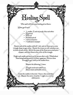 Witchcraft Spells For Beginners, Healing Spells, Magick Spells, Candle Spells, Candle Magic, Curse Spells, Wiccan Wands, Hoodoo Spells, Moon Spells