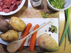 Makkarakeitto – Sausage Soup