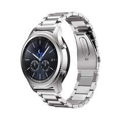 Cheap samsung gear band, Buy Quality samsung gear strap directly from China samsung watch strap Suppliers: HOT! Newest Stainless Steel Watch Band Strap Metal Clasp For Samsung Gear Classic high quality Drop shipping Samsung Gear S2 Classic, Metal Watch Bands, Gear S3, Replacement Watch Bands, Samsung Galaxy, Stainless Steel Metal, Portable, Gold Watch, Smart Watch