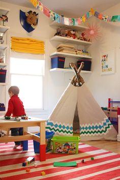 ptenchiki: индейцы у вас дома