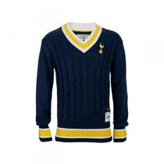 Spurs Cable Knit Sweater | Spurs Shop: Tottenham Hotspur Shop