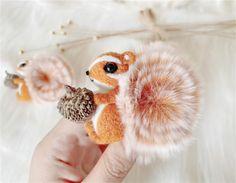 Squirrel Felting Kit Needle Felting Kit Squirrel Felting | Etsy All You Need Is, Beginner Felting, Cute Squirrel, Needle Felting Kits, Starter Kit, Wool Felt, Objects, Make It Yourself, Bird